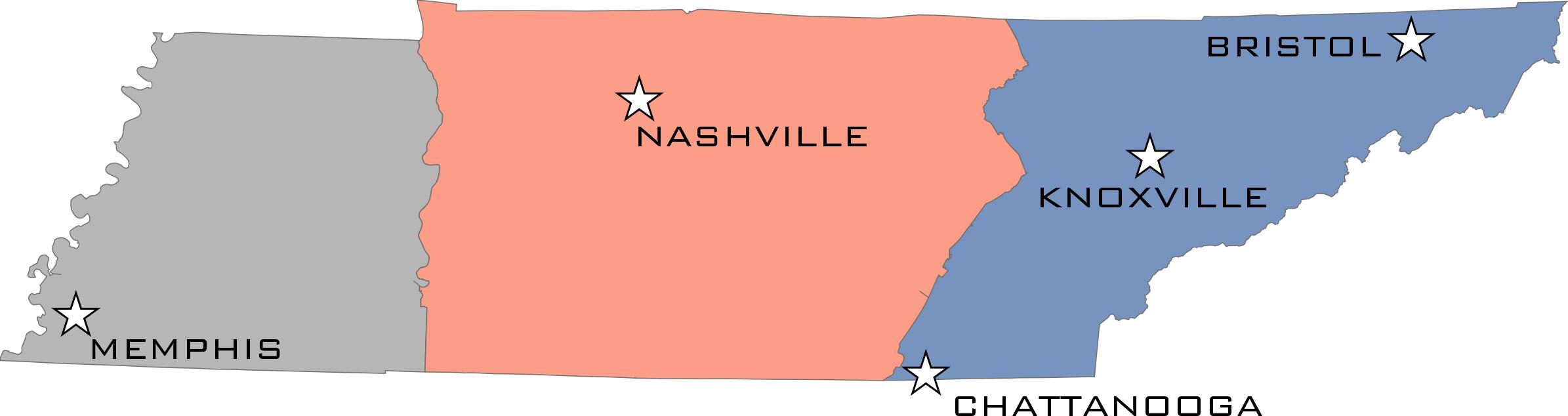 Maps TN Entertainment Commission Tennessee Entertainment Commission